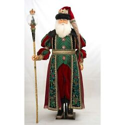 Katherineand039s Collection 2021 Santa Kingston Tidings Life Size Doll