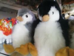 Lot 20 Alpaca Penguins Toy Handmade Fur Stuffed 10.5free Shipping/we Have Store