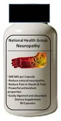 Nerve Pain Relief - Neuropathy Pain Relief - Clinical Strength