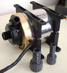 Cal Marine Air Conditioning 115v Ac Pump Ms1200 With Bracket And Free Shipping