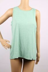 Womenand039s Capilene Cool Daily Tank Top Green Different Sizes