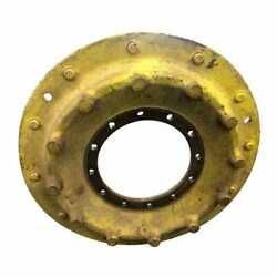 Used Wheel Center Disk W/studs Compatible With John Deere An302872