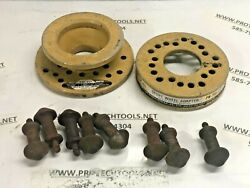 Coats Balancer Tire Sport Wheel Plates Pm-201 And Pm-203 M-60 M-76 And Pins P96