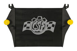 Intercooler-new Style With 1 1/4 Core Csf 6009