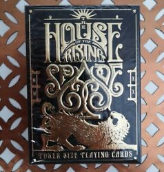 House Of The Rising Spade Cartomancer V2 Playing Cards Stockholm17 Oath Deck