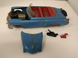 Vintage 1950s Ideal Fix-it Convertible With Accessories Good Shape