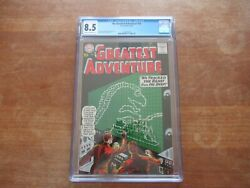My Greatest Adventure 50 Cgc 8.5 Low Pop Only 1 Higher Investment Grade