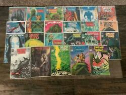 Swamp Thing S 65 66 67 68 69 70 71 72-87 High Res Scans 23 Issue Complete Run