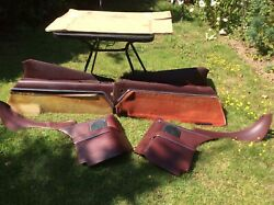 Lamborghini Espada Series 3 Interior Trim Panels X 4