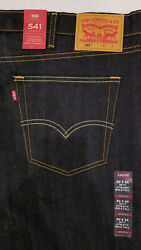 541 Big And Tall Athletic Tapered Leg Stretch Mens Jeans 50x30 187570000