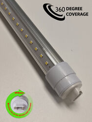 R17d Ho Led Fluorescent Replacement Double Sided 360 Coverage Tube Lights Signs