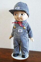 Buddy Lee Doll Hickory Overalls Style From Japan By Fedex Or Dhl