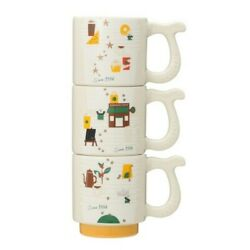 Starbucks 25th Anniversary Of Landing In Japan Collectable Series Mug 3color
