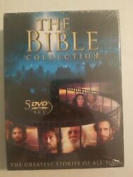 The Bible Collection The Greatest Stories Of All Time Dvd, 2009 See Descriptio
