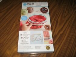 Martha Stewart Crafts Knit And Weave Loom Kit 30+ Configurations New