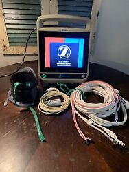 Zimmer 60-4000-101-00 Ats 4000ts Automatic Tourniquet System W/ Dual Hoses