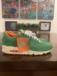 Rare 2006 Nike Air Max 90 Patta Homegrown Size 11 Mens Complete Set W/ Cd