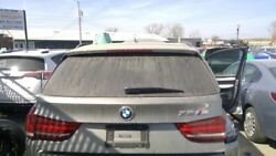 Trunk/hatch/tailgate Upper Privacy Tint Glass Fits 14-18 Bmw X5 2842800