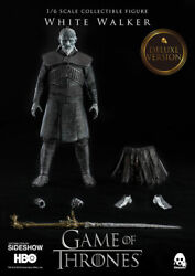 Game Of Thrones Blanc Walker Deluxe Ver. 1/6 Action Figure Three Zero Sideshow