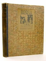 Bunny And Brownie The Adventures Of George And Wiggle - Outhwaite Ida Rentoul.