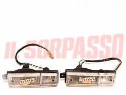 Lights Front Indicators Lancia Beta Coupe Hpe Spider Ferrari 208 308 Greater