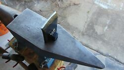 Blacksmith Tool - Hot Cutter - 5/8 Hardy Post - For Anvil Or Bench Vice