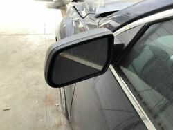 Driver Side View Mirror Power Black Opt D22 Fits 15-17 Equinox 1877263
