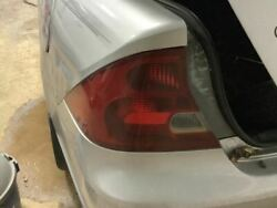 Driver Tail Light Coupe Quarter Mounted Fits 01-03 Civic 2030051