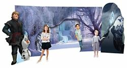 Advanced Graphics 2516 88 X 37 In. Frozen Scene Wall Decal