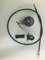 Mini Speedo Speedometer Cable Kit Harley Dyna Low Rider Convertible 1994 1995