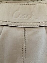coach handbags used large leather pre owned $50.00