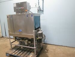 Stero Sct-44 Commercial H.d. 3phase Electric High Temp Conveyor Dishwasher