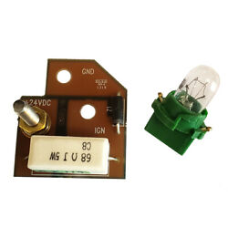 Faria 12v To 24v Adapter For Tachometers 90303