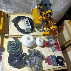 1set 220v Tdg50 Portable Line Boring Machine New