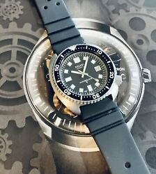 Seiko Vintturtlediver Watch6309-7040 Homage To 6105 Capt Willard Mint