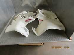 Yamaha Champ 100 Moto 4 Front And Rear Fenders 648