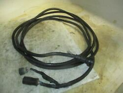 Yamaha 130hp 2 Stroke Outboard 15ft 10 Pin Rigging Harness