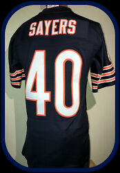Chicago Bears Gale Sayers Mitchell And Ness Throwback Jersey Adult Small New W Tag