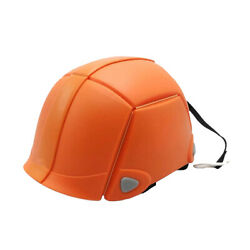 Foldable Safety Helmet Hard Hats Workplace Earthquake Collapsible Helmet 2 Color