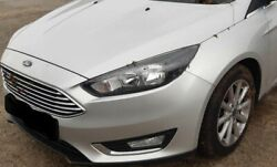 Ford Focus Mk3 2015-onwards 1.0 Ecoboost In Moondust Silver Front End Complete