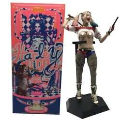 Crazy Toys Suicide Squad Sexy Harley Quinn Action Figure Collectible Model 5set