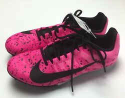 Nike Unisex Zoom Rival Track Racing Shoe / Hot Pink Blast / No Cleats / Size 6.5