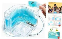 Ant Farm Castle 2.0 With Connecting Tube Ant Habitat Science Learning Kit
