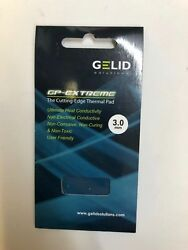 Gelid Solutions Gp Extreme 3.0mm Thickness Thermal Pad 80 X 40 X 3 Mmw/mk 12