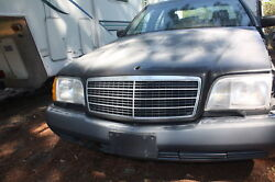 Mercedes 500sel 92 Parts Car Parting Out W140 S Class