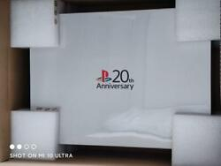 Sony Playstation4 Ps4 Game Console 20th Anniversary Limited Edition [unused]