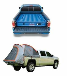 Pittman Airbedz Full Long Bed Air Mattress Rightline Truck Tent For F150 96 Bed