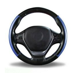 Replacement Steering Wheel Cover Trim W/ Needles Thread Accessory High Quality