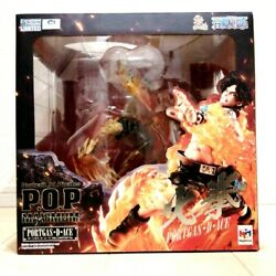 P.o.p One Piece Portgas D. Ace Figure 15th Limited Ver. Pop Neo-maximum Pirate N