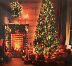 Christmas Wall Tapestry Decoration 59x51L